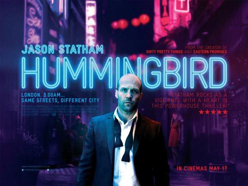 Hummingbird movie posters
