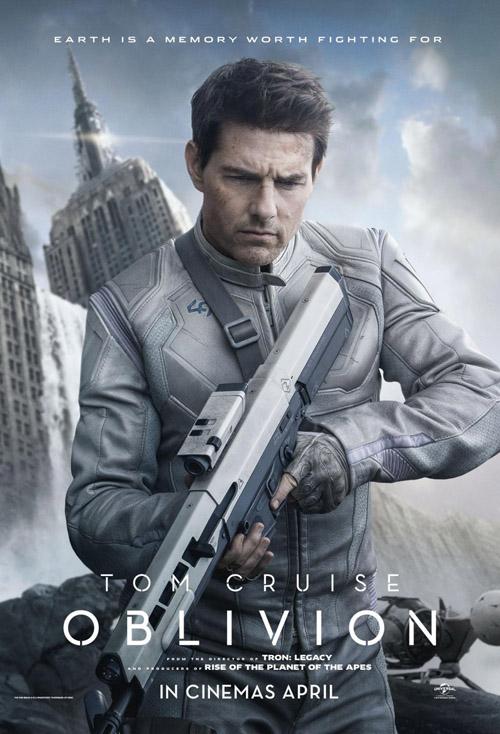 Oblivion movie posters