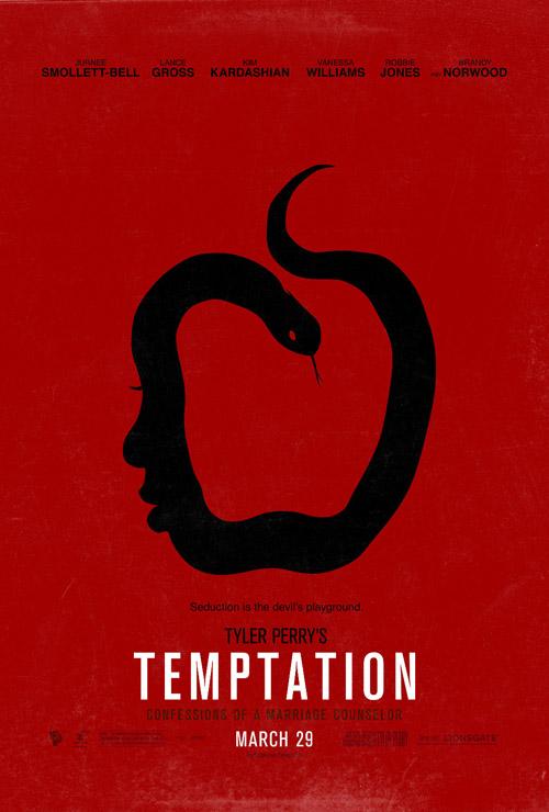 Temptation movie posters