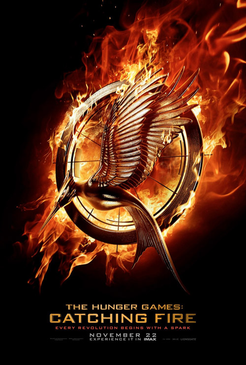 The Hunger Games: Catching Fire movie posters