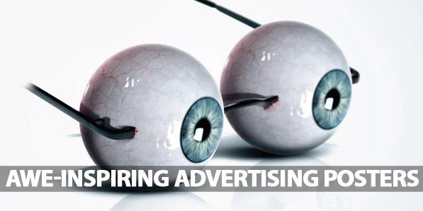 40 Awe-Inspiring Print Advertising Posters