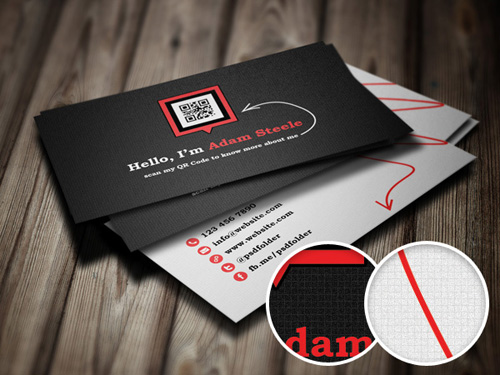 Busienss card psd template -2