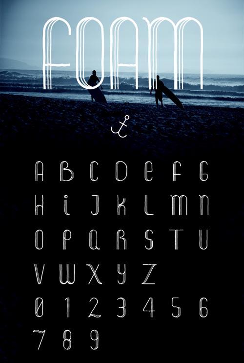 Free fonts 2013-11