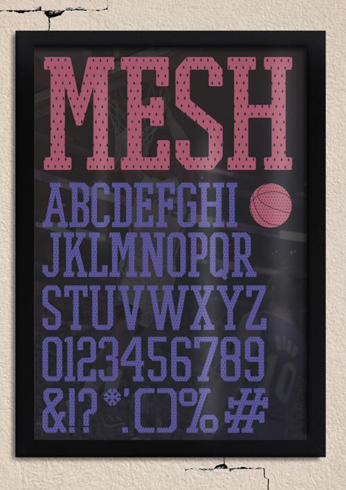 Free fonts 2013-12