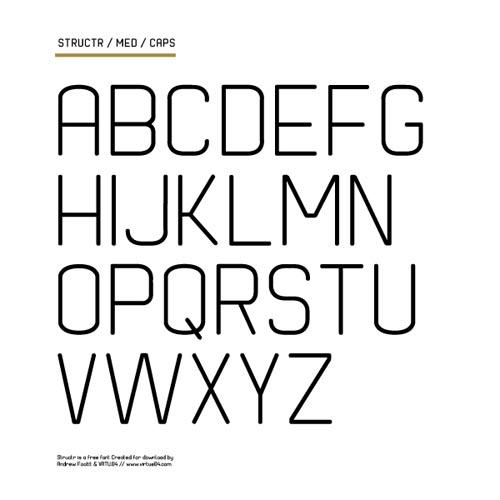 Free fonts 2013-7