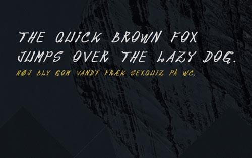 Free fonts 2013-9