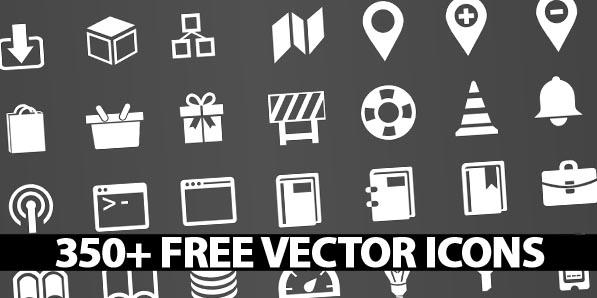 350+ Free Retina Display Vector Icons