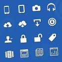 Post thumbnail of 80 Beautiful Handcrafted Scalable Icons For Web & UI Desigenrs