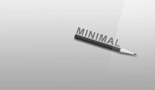 Minimal HD Wallpapers - 47