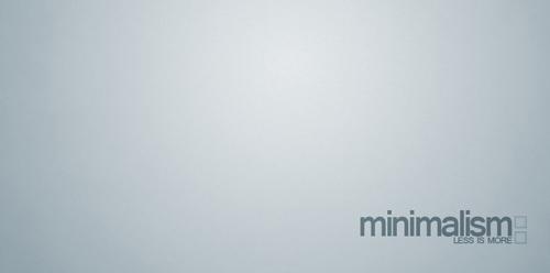 Minimal HD Wallpapers - 50