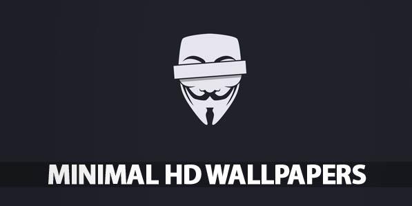 100 Beautiful Minimal HD Wallpapers