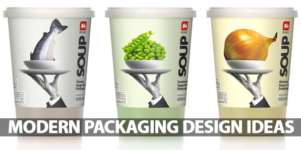 25 Modern Packaging Design Ideas