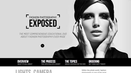 Photogrpahy Websites - 20