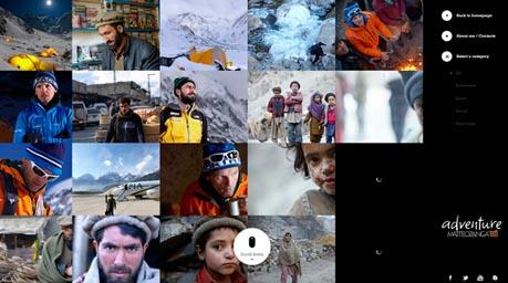 Photogrpahy Websites - 8