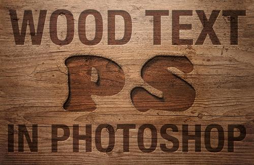 Photoshop typography tutorials - 11