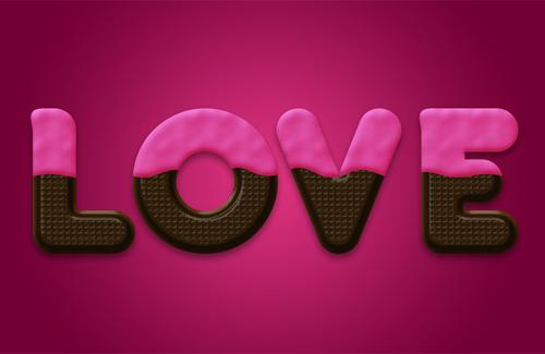 Photoshop typography tutorials - 12