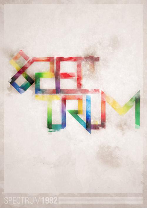 Photoshop typography tutorials - 14