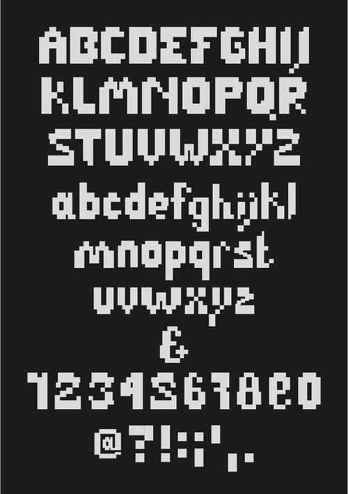 Typefaces for designers