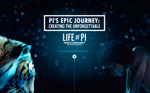 Pi's Epic Journey: Creating the Unforgettable