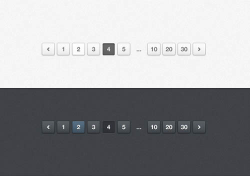 free psd buttons-21