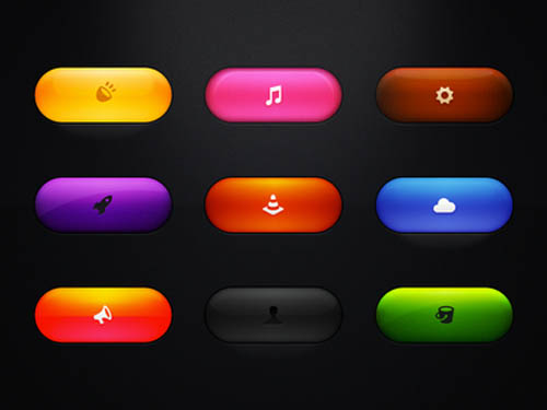 free psd buttons-28