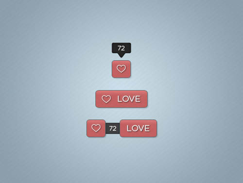 Free PSD Buttons-48