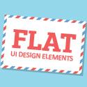 Post thumbnail of Freebie: 45 Flat UI Design Elements