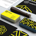 Post thumbnail of 25 Outstanding Examples Of Branding, Visual Identity and Logo Designs