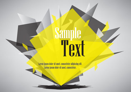 Abstract Modern Vector Background Graphics