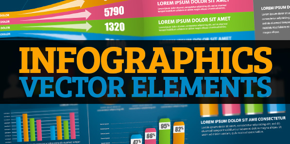 Ultimate Collection of Free Vector Elements For Infographics Design