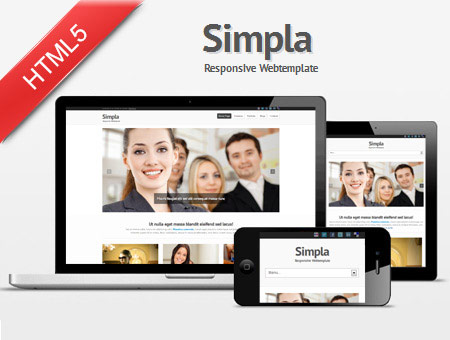 Simpla – Feature-Rich Responsive Template