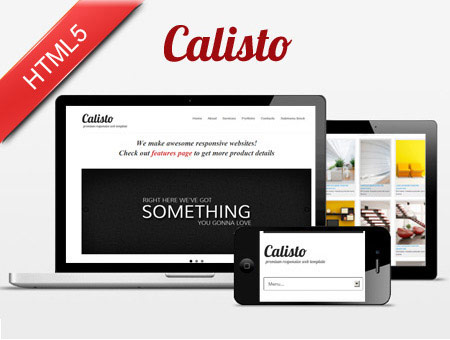 Calisto – Clean Style Responsive Website Template