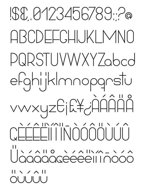 Bowhouse Free Fonts