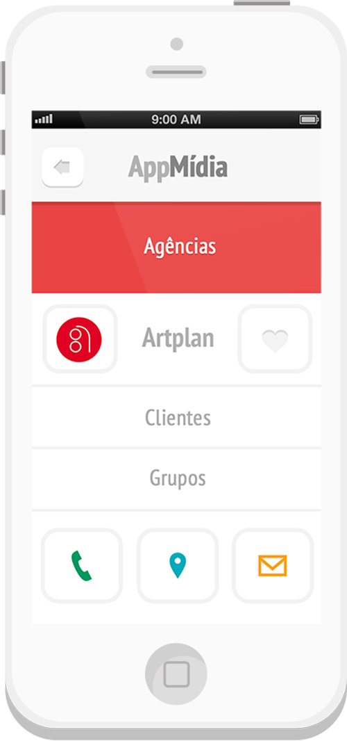 Flat Mobile UI Design and UX-33