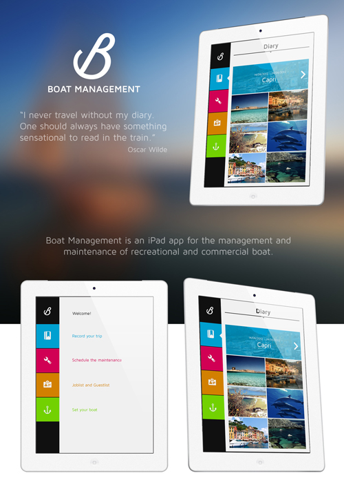 Flat Mobile UI Design and UX-35