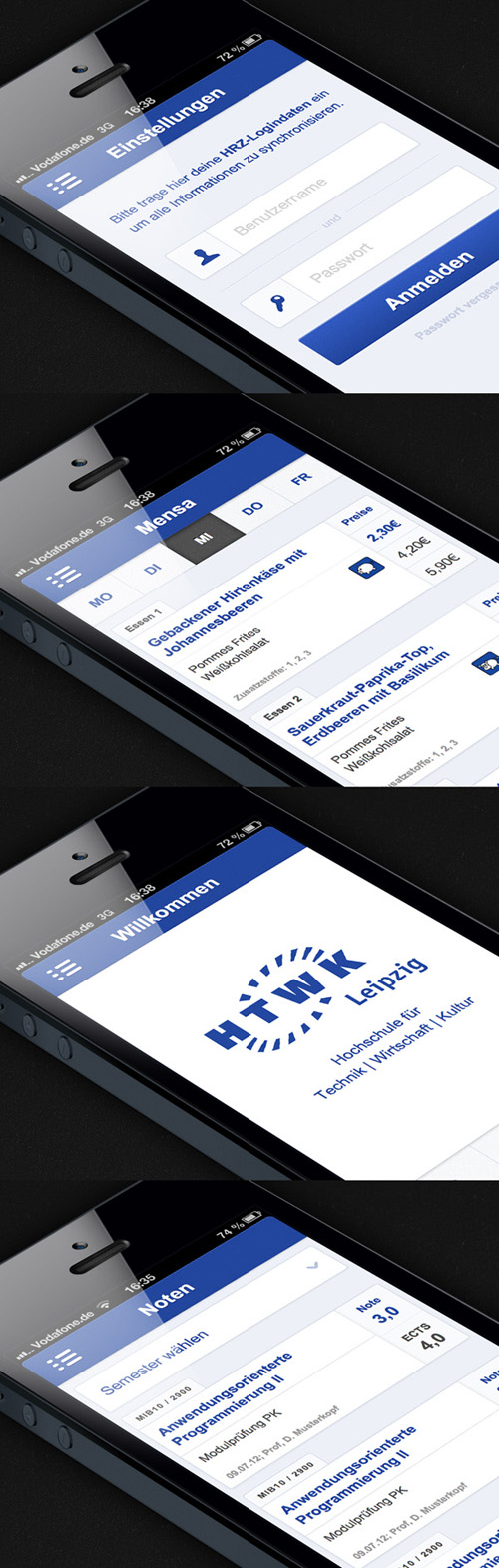 Flat Mobile UI Design and UX-46