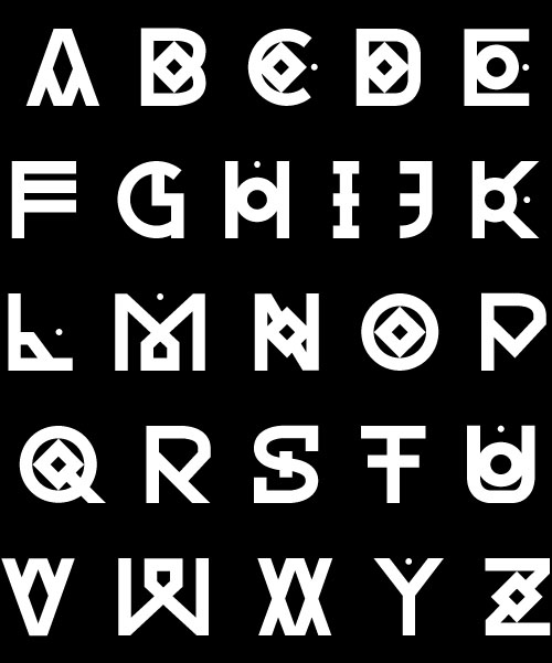 Hectica Typeface Free Font