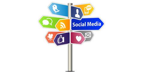 Social Media Icons EveryWhere