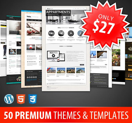 WP Themes and Responsive Templates