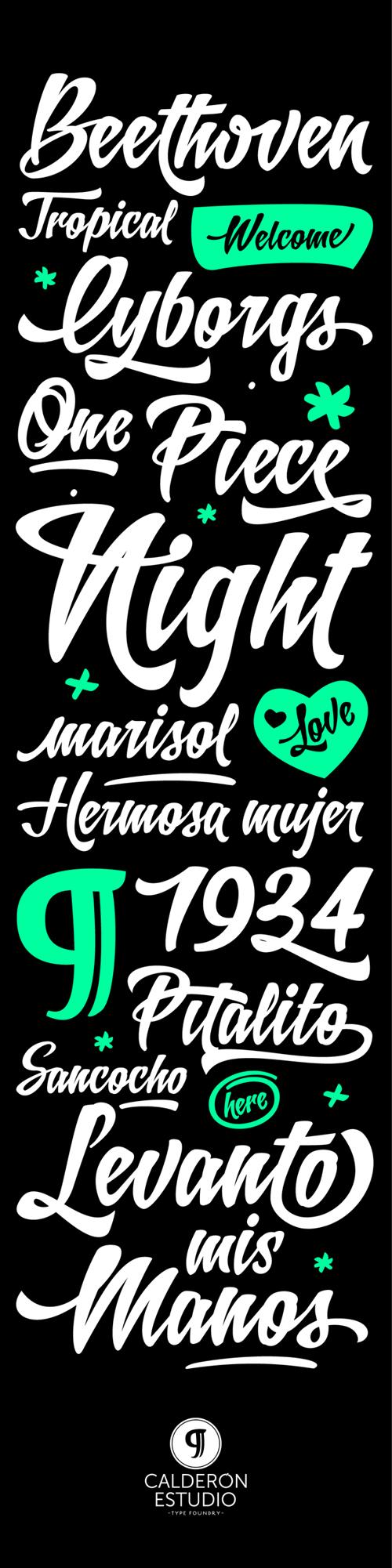 Beautiful Typography Design-17