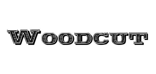 Woodcut Fonts