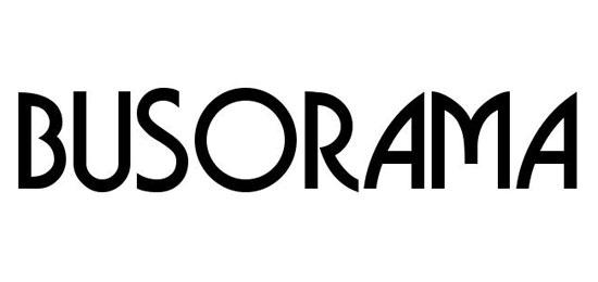 BUSORAMA Fonts
