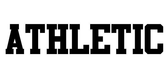 ATHLETIC Fonts