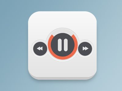 Clean Music App Icon