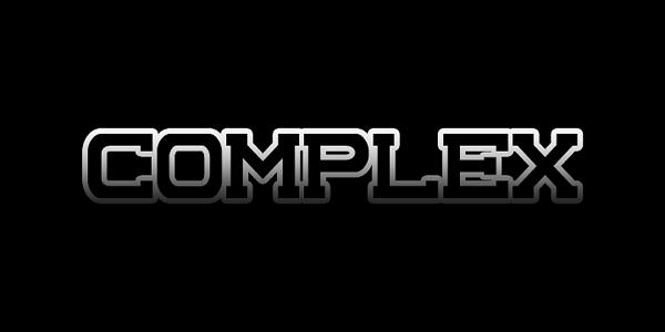Complex Free Font