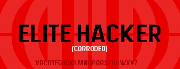 Elite Hacker Corroded