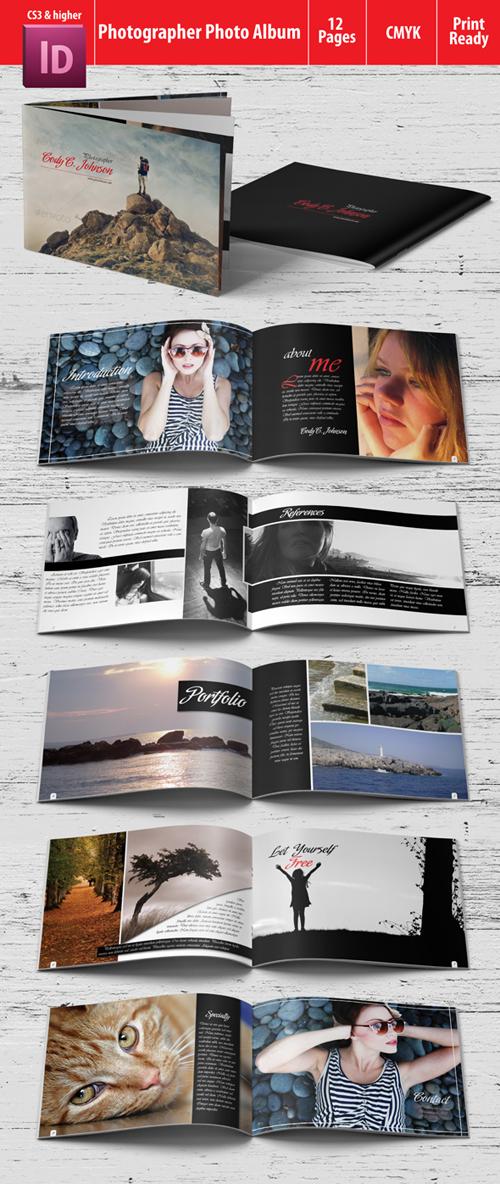 Photographer Photo Album
