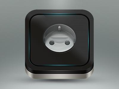 Power Socket App Icon