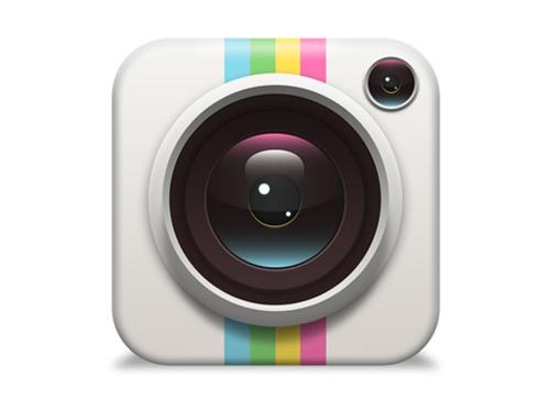 Snazzy - Photo Editior Icon design