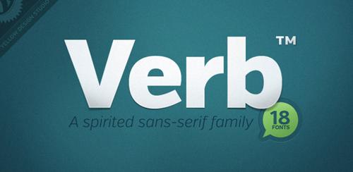 Verb Black